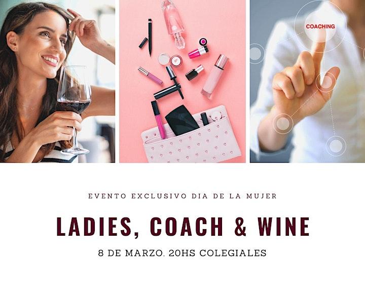 Imagen de LADIES COACH & WINE | EVENTO ESPECIAL DIA DE LA MUJER