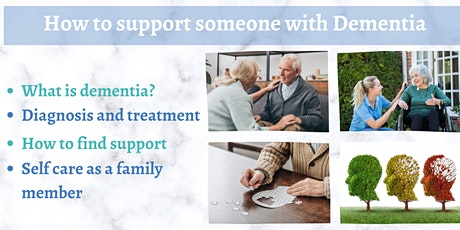 How to support someone with dementia tickets