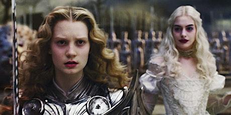 QUANTICO - Movie:  Alice In Wonderland (2010) - PG tickets