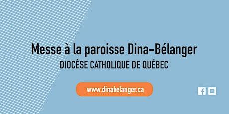 Messe dominicale SAINT-CHARLES - CHAPELLE - Samedi 6 mars 2021 billets