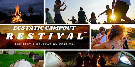 RESTIVAL 2021 - Yoga, Dance & Holistic Wellbeing Retreat tickets