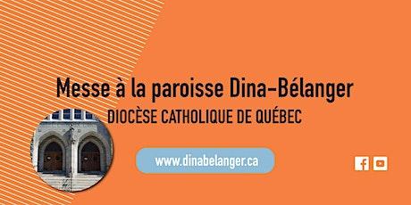 Messe SAINT-CHARLES - CHAPELLE ST-ALPHONSE - Dimanche 7 mars 2021 billets
