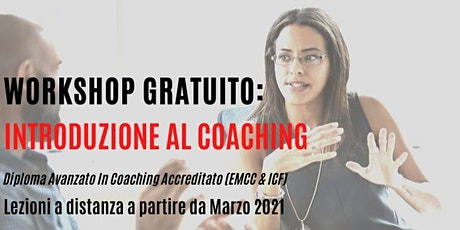 Copia di Workshop gratuito: Introduzione al Coaching - 11 Marzo biglietti