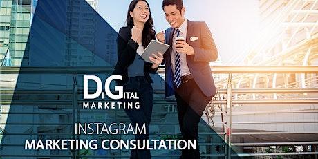 Instagram 广告营销课程/服务 tickets