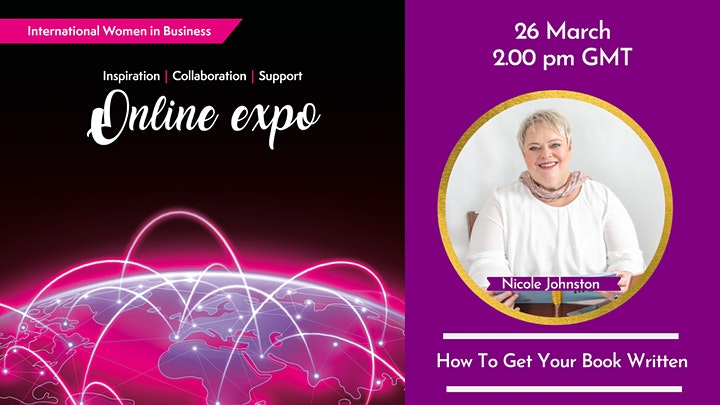 International Women In Business - EXPO image