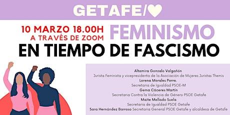 Feminismo en tiempo de fascismo entradas