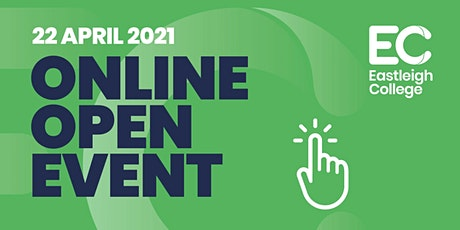 Online Open Event 22 April 2021 tickets