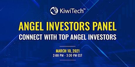 KiwiTech's Angel Investors Panel tickets