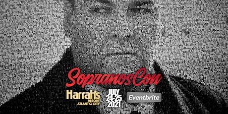 SopranosCon 2021 tickets