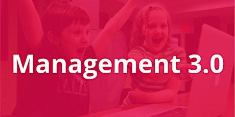 Kopie von Management 3.0 – Methodenkoffer für die moderne Führungskraft Tickets