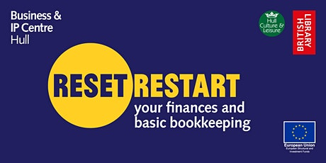 Reset. Restart: Your finances and basic bookkeeping with Turpin Accounting tickets