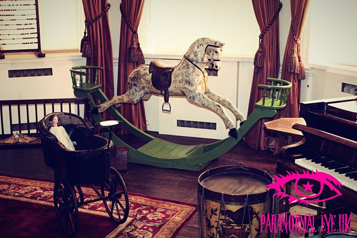 Bolling Hall Bradford Ghost Hunt Paranormal Eye UK image