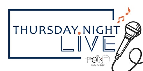 Thursday Night Live at The Point Bar and Grill tickets