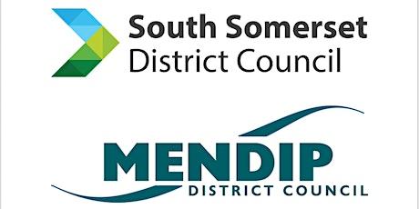 Mendip & South Somerset DC Workshop - Digital Marketing Strategies tickets