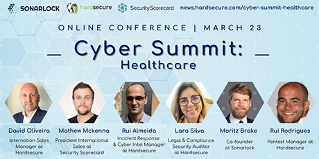 Cyber Summit: Healthcare tickets