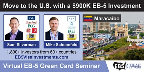 U.S. Green Card Virtual Seminar – Maracaibo, Venezuela tickets