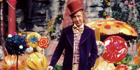 Willy Wonka and the Chocolate Factory tickets