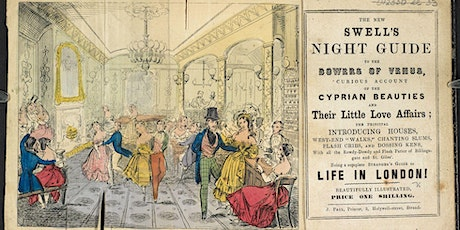 'Social Evil':  attitudes towards prostitution in Victorian Liverpool tickets