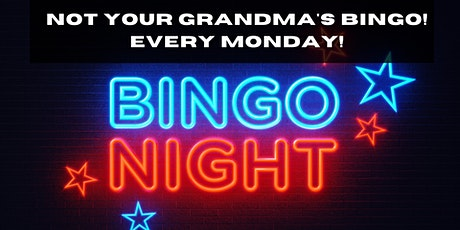 Not your Grandma's Bingo! tickets