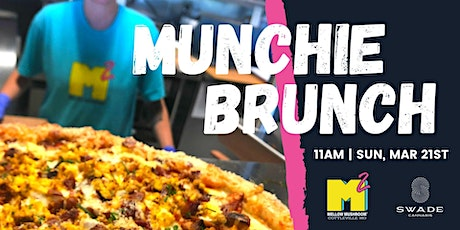Munchie Brunch - Medical Cards ?'s tickets