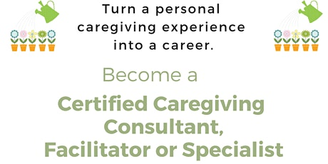 Caregiving Training Program Overview tickets