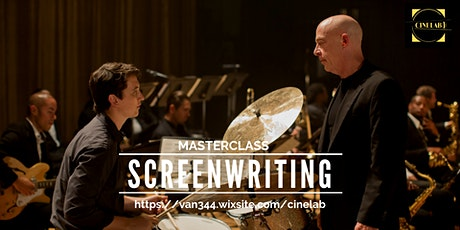 Free Masterclass: Screenwriting tickets