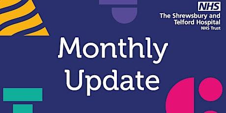 Monthly Update tickets