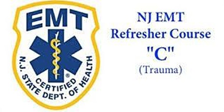 "NJ EMT Refresher ""C"" tickets"