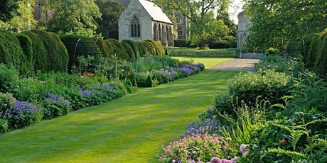 Bishops Garden Open Day - Norwich Samaritans tickets