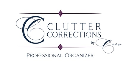 Copy of Virtual Declutter & Organization Sessions tickets