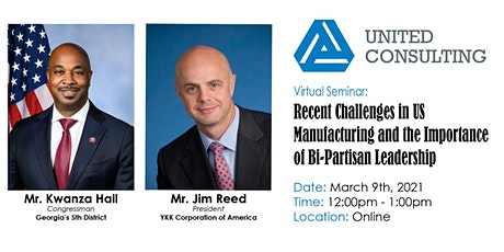 Challenges in US Manufacturing and the Importance of Bipartisan Leadership tickets