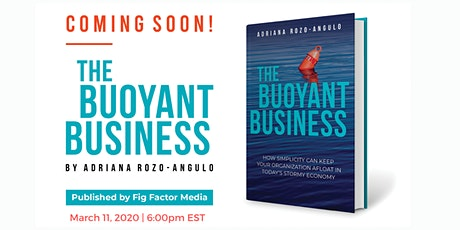 Official Book Launch - The Buoyant Business by Adriana Rozo Angulo tickets