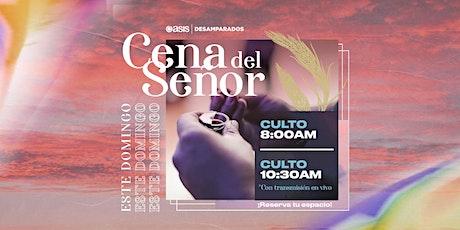 Culto Dominical |  07 de Marzo boletos