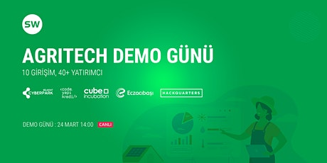 Agritech Demo Günü tickets