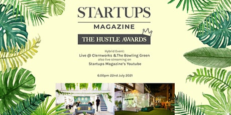 The Hustle Awards 2021 tickets