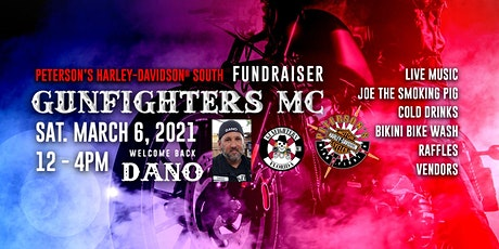 Gunfighters Motorcycle Club Fundraiser tickets