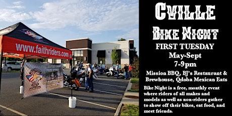Charlottesville Bike Night tickets