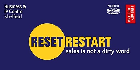 Reset. Restart: Sales Is Not a Dirty Word tickets