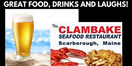 Comedian Bob Marley Clambake Scarborough! tickets