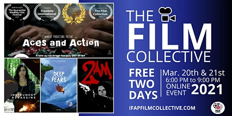 The Film Collective (Online Event) tickets