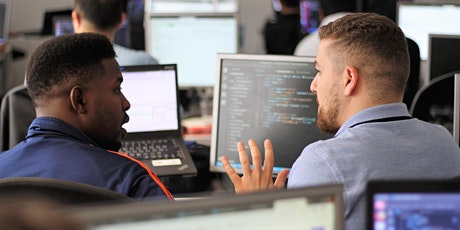 Codest du schon? Dein Infoevent zur Web Developer Weiterbildung bei DCI Tickets