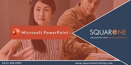 Microsoft PowerPoint Advanced (Online Training) tickets