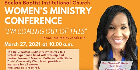BBIC Women's Ministry Conference tickets