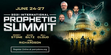 2021 Prophetic Summit tickets