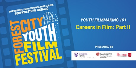 2020-21 Youth Filmmaking 101: Careers in Film Part II - The Art Department tickets