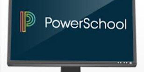 Virtual Meeting-PowerSchool Elementary Style Scheduling tickets
