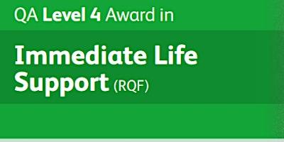 Immediate+Life+Support+%28ILS%29++Level+4+award