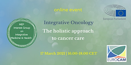 Integrative Oncology - The holistic approach to cancer care tickets