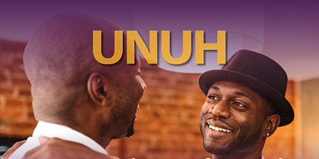 UNUH peer social group, for gay, bi, queer and trans men of colour tickets