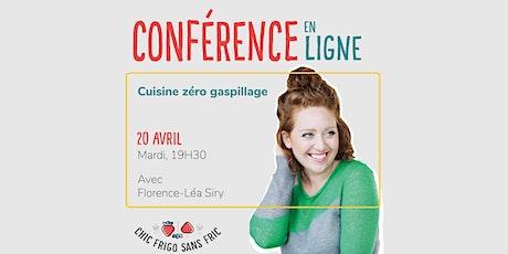 Apprivoiser le mode de vie zéro gaspillage avec Florence-Léa Siry billets